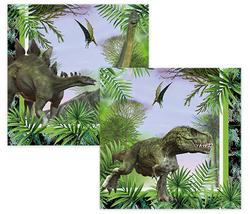- Jurassic Parti Peçete 33x33cm Pk:16 Kl:24