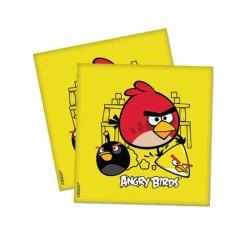 - Angry Birds Klasik Kağıt Peçete (33x33 cm) 16'lı Paket