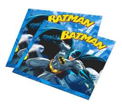 - Batman Kağıt Peçete (33x33 cm) 16'lı Paket