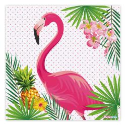 - Kağıt Peçete Flamingo 33x33cm