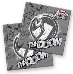 - Thor Kağıt Peçete (33x33 cm) 20'li Paket