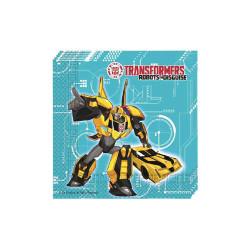 - Transformers Kağıt Peçete (33x33 cm) 20'li Paket