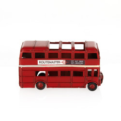 - Kalemlikli Metal Londra Şehir Otobüsü