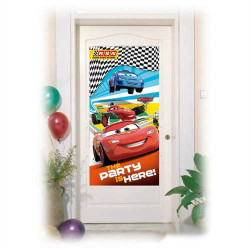 - Cars Kapı Banner