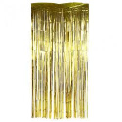 - Simli Altın Kapı Banner (1x2 metre)