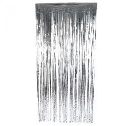 - Simli 1x2 Mt Gümüş Kapı Banner