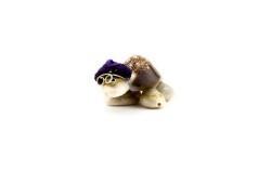Kaplumbağa Natural Mor - Thumbnail