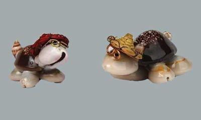 Kaplumbağa Natural Turuncu