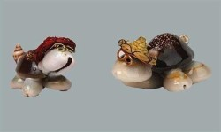 Kaplumbağa Natural Yeşil - Thumbnail