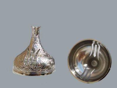 Kavanoz Kubbesi Gümüş