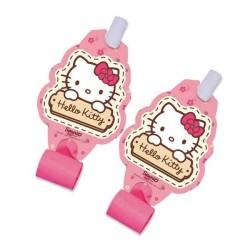 - Hello Kitty Kaynana Dili Düdük 12'li