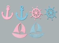 - Keçeden Gemi Dümen ve Çapa