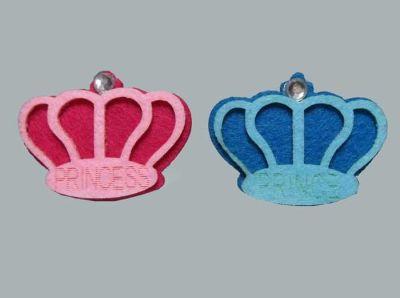 Keçeden Taç Prens Mavi
