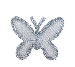 - Kelebek Ütü İle Yapışan 8x5cm (hot-fıx)