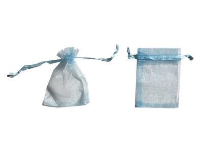 Kese Taşsız Minik Boy Mavi 7x9cm