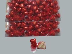 - Kına Kırmızı Kalpli Strafor Pk:100
