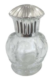 - Kral Tacı 50 Cc Kristal Gümüş Kapaklı Şişe