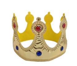 - Kral Tacı Kumaştan Altın