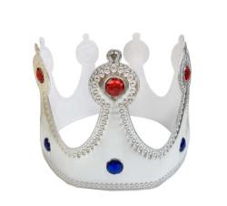 - Kumaş Kral Tacı Gümüş