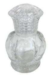 - Kral Tacı 50 Cc Kristal Şeffaf Kapaklı Şişe