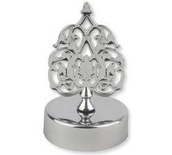- Kubbe Bal Kavanozu Kapağı Plastik Gümüş Pk:105
