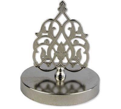 Kubbe Çok Amaçlı Metal 5.6x6x5 Cm Gümüş Pk:1 Kl300