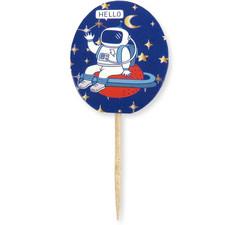 - Kürdan Astronot Uzayda Pk:20 Kl:200