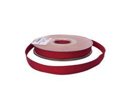 - Kurdela Grogren 1 Cm Kırmızı