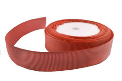 - Grogren Kırmızı 2cm Kurdela