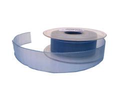 - Kurdela Şifon 2,5 Cm Mavi