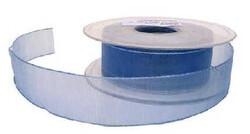 - Kurdela Şifon 2,5 Cm Mavi P20m-40