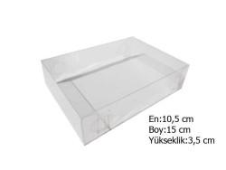 Kutu Asetat Yasin/tesbih Kutusu 3,5x10,5x15 - Thumbnail