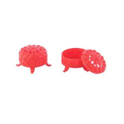 - Kutu Ayaklı Büyük Boy Kırmızı