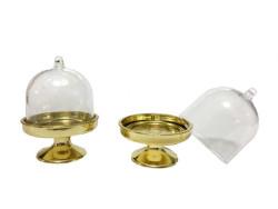 - Kutu Cup Kek Modeli Altın0