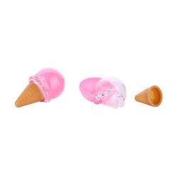 - Dondurma Külahlı Pembe Kutu