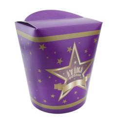 - Kutu Karton (Mısır Cips Kutusu) İyiki Doğdun Yıldızlı