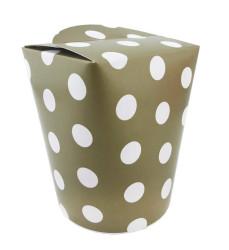 - Kutu Karton (mısır Cips Kutusu)puantiye Altın