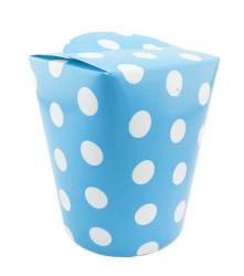 - Kutu Karton (mısır Cips Kutusu)puantiyeli Mavi