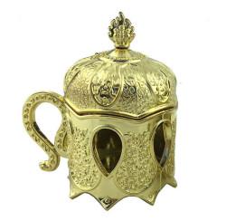 - Kutu Plastik Kahvedanlık Modeli Altın