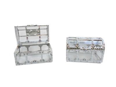 Kutu Sandık Küçük Gümüş