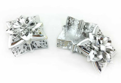 - Kutu Yıldız Ve Kare Modeli Gümüş