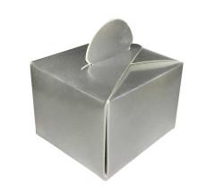 - Gümüş Karton Lokumluk