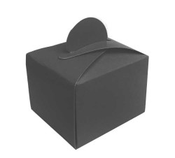 - Siyah Karton Lokumluk