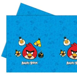 - Angry Birds Klasik Masa Örtüsü (120x180 cm) 1'li Paket