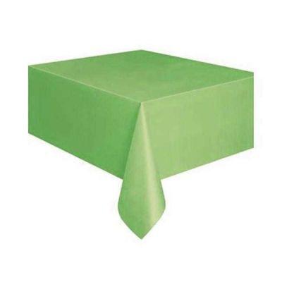 Desensiz Masa Örtüsü Yeşil (137x183 cm) 1'li Paket