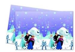 - Frozen Snowflakes Masa Örtüsü (120x180 cm) 1'li Paket