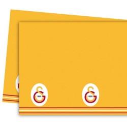 - Galatasaray Masa Örtüsü (120x180 cm) 1'li Paket