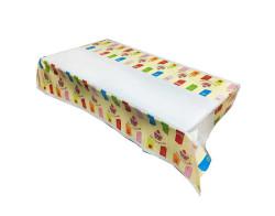 - İyiki Doğdun Pastalı Masa Örtüsü (108x180 cm) 1'li Paket