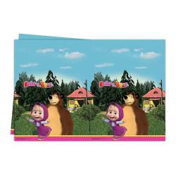 - Masha And The Bear Masa Örtüsü (120x180 cm) 1'li Paket