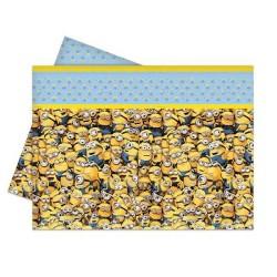 - Minions Masa Örtüsü (120x180 cm) 1'li Paket